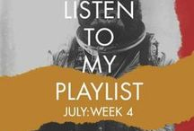 THE WEEKLY RECAP : LISTEN TO MY PLAYLIST / Every week a recap of all the music you could have missed, rap rnb and soul !  Listen to my playlist is here to keep you updated  / by WWW.LEPLUGG .COM