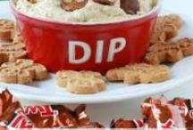 DIPS/Cheeseballs