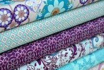 Fabrics / by Julie Eaves