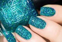 Nails and girly stuff. / by Kristina