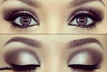 makeup. / makeup.