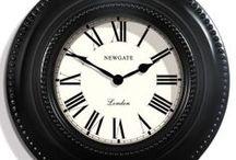 clocks / by Kristina