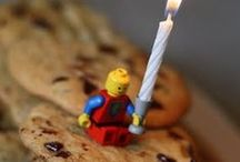 Lego birthday party / by Kristina