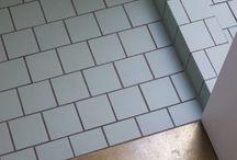 stone + tile