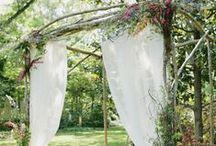 Homestead: Backyard Vow Renewal! / by Annie Haas