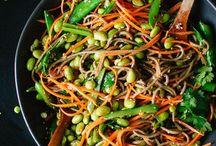 Recipes - Vegetarian / by Inga Lucena