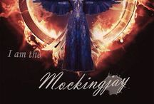 I am the Mockingjay / Obsession of all things HG series.  / by Faith Peacock