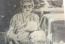 Throwback / Meals-on-Wheels Greater San Diego has been serving seniors for over half a century, and we have the newspaper clippings to prove it! Enjoy these clippings of volunteers and clients over the years. #throwback