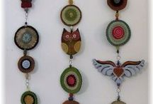 Wool Scrap Projects / Things to make with scraps of wool