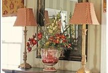 Decorating and Color Schemes / by Sharon Parkin