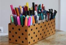 Organization / by Mary Wilson