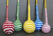 Crafts for Sports & Arts Camp / keeper crafts / by Terri Miller