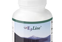 E3Live Fresh-Frozen Products / E3Live is the only company to offer a fresh frozen liquid form of AFA, an edible, nutrient dense blue-green algae from the pristine waters of Klamath Lake, Oregon.