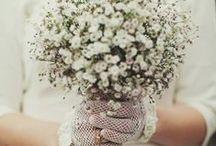 FLOWERS BOUQET / Mariage