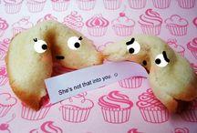Fortune Cookies!!!!!!