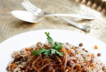 """Recipes - Misc """"Ethnic"""" or Ethnic Inspired Foods / by Emily V"""