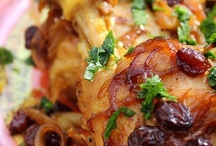 Recipes - Middle Eastern / by Emily V