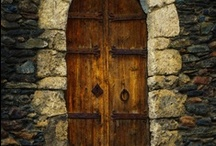 doors / by Stephanie Peddle