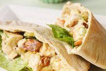Yummy for the Tummy Lunch / Sandwiches / by Staci Washington
