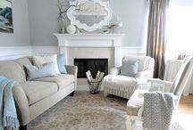 Living room inspiration / by Kara Miller