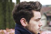 Men / •Gentleman •Sleek •Fellow •Bloke •Chap •Guy •Handsome / by Embrace Salon and Spa