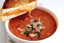 Yummy for the Tummy Soups & Salads / by Staci Washington