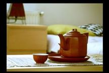 teatime / Nice moments with tea.. and other hot drinks