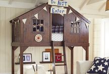 Hudson's big boy room / by Anne Thomas