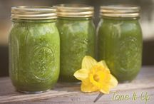 Green Smoothies and Juicing / by Dawn Hamilton