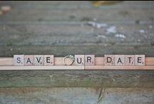 Inspiration : Save the Date / Inspiration : Save the Date