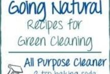 Cleaning tips & products / by Kara Miller