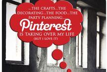 Pinterest'ing Pin Talk / by Crystal Turner💋