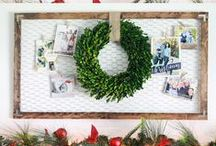 Christmas Decor / by Karen Whooley
