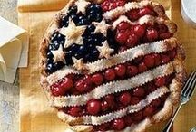 4th of July - Proud to Be an American / 4th of July and other Patriotic holiday ideas