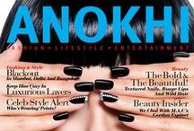 Covers / ANOKHI MAGAZINE'S History of covers / by ANOKHI MEDIA