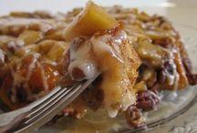 dessert recipes / by Frances Hood