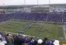 The Wabash Cannonball... / KSU, Titletown, Aggieville, Bill Snyder Family Stadium, Bramblage, Power Cats, Locket, Klein, Nelson, Go State.... / by Kay Harrison