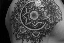 Tattoo henna styles