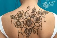 Divine Henna / Henna by us.