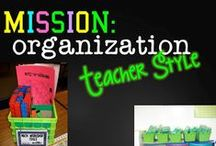 Classroom OCD / Organization, Procedures, Behavior Management