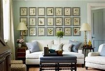Room for Birds & Botanicals / Bring Nature Art into your home. Charting Nature provides ideas for incorporating vintage and contemporary botanical and bird illustrations into room designs. What is your unique style?   / by Charting Nature