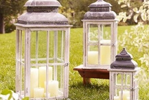 L A N T E R N ... / You can't have too many lanterns inside and out... / by ~Janet Copeland~