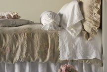 L I N E N... / Love beautiful linens ! / by ~Janet Copeland~