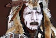 Roots Body Art / Body art from our worlds older cultures. close to the earth.