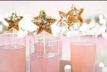 Sparkle and Shine Party Ideas / All that glitters