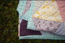 Quilt Inspiration / A board of inspiring quilts to make!