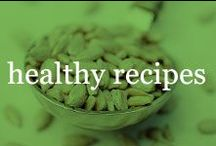 healthy recipes / by ginnybakes