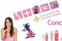 UK SHOP - Conceive Plus / Shop for Conceive Plus in the United Kingdom at http://uk.sasmar.com