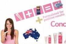 AUSTRALIA SHOP - Conceive Plus / Shop for Conceive Plus in Australia at http://au.sasmar.com