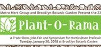 Gardening in a Changing World / Dreaming of a career in horticulture and gardens and .... Don't miss this #NYBG event